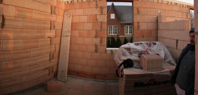 dusche mauern glasbausteine fertigstellung gartenhaus rohbau eg - Dusche Mauern Glasbausteine